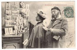 Amateurs Et Collectionneurs - KIOSQUE DE CARTES POSTALES - POST CARDS - Ed. A. Bergeret, Nancy - Bergeret