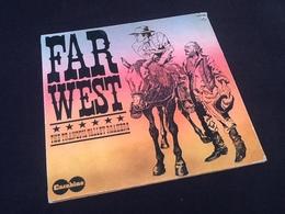 Vinyle (2x33 Tours)   Far West    (1974) - Vinyles