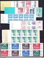 Zweden Kleine Verzameling Boekjes **, Zeer Mooi Lot 3588 - Timbres