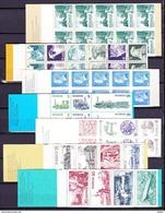 Zweden Kleine Verzameling Boekjes **, Zeer Mooi Lot 3586 - Timbres