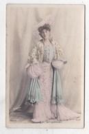 Carte Postale  Mme Darley - Spettacolo