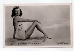 - CPSM SPECTACLE - ESTHER WILLIAMS - Editions P. I. 378 - - Artistes