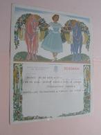 TELEGRAM Voor Mr. & Mme DeKnop Goderis Café DE JORDAAN In Stadenstraat ZARREN > Anno 1957 ( Afzender Deinze ) ! - Faire-part