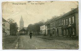 CPA - Carte Postale - Belgique - Bourg Léopold - Vue Sur L'Eglise - 1913  (M7185) - Leopoldsburg