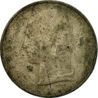 Monnaie, Belgique, Franc, 1956, TB, Copper-nickel, KM:143.1 - 1951-1993: Baudouin I