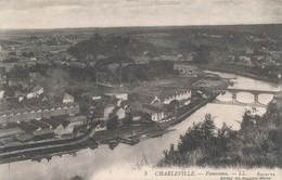 CPA - France - (08) Ardennes - Charleville - Panorama - Charleville