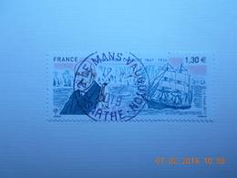 FRANCE 2017 YTN° 5140 JEAN BAPTISTE CHARCOT (1867-1936)  Timbre Neuf Oblitéré Cachet Rond - France