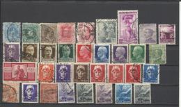 Lote De 34 Sellos De España E Italia. - Lots & Kiloware (mixtures) - Max. 999 Stamps
