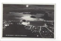 21450 - Rio De Janeiro Vista Do Corcovado - Rio De Janeiro
