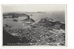 21454 - Rio De Janeiro Vista Do Corcovado - Rio De Janeiro