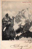 Italie : Vedute Alpine Les Aiguilles Du Peteret - Autres