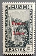 Réunion - YT N°224 - France Libre - 1943 - Neuf - Réunion (1852-1975)