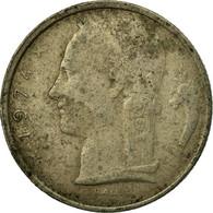 Monnaie, Belgique, 5 Francs, 5 Frank, 1974, B+, Copper-nickel, KM:134.1 - 1951-1993: Baudouin I