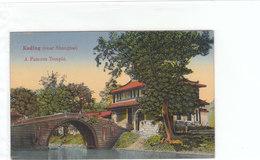 Postkaarten CHINA KADING TEMPLE - Cina
