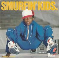 Rare Disque 45 T Pour Les Vêtements K-Way Smurfin's Kids - Rap & Hip Hop
