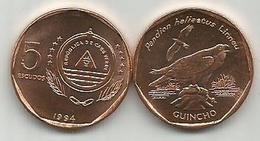 Cape Verde 5 Escudos 1994. High Grade - Cape Verde