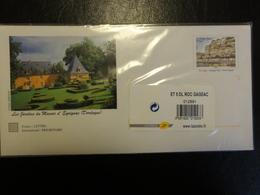 Pap - Couleurs Du Périgord - Lot De 5 Enveloppes Sous Blister - Tarif International - Timbre YT 3809 - Entiers Postaux