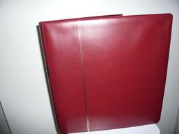 ALBUM SAFE  + FEUILLES SAFE DUAL ESPAGNE 1972/84 - Albums & Reliures