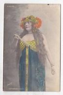 Carte Postale Mme Heclon Opera - Opéra