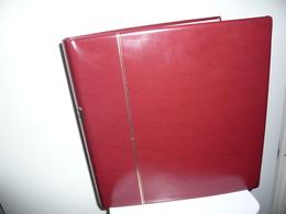 ALBUM SAFE  + FEUILLES SAFE DUAL ESPAGNE 1985/94 - Albums & Reliures