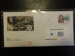 Pap - Tricentenaire  Vauban - Lot De 5 Enveloppes Sous Blister - Tarif International- YT 4031 - Entiers Postaux