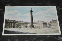 5012      PARIS, LA COLONNE VENDOME - 1905 - Statues