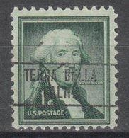 USA Precancel Vorausentwertung Preo, Locals California, Terra Bella 748 - Vereinigte Staaten