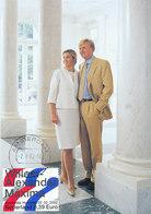 D36118 CARTE MAXIMUM CARD 2002 NETHERLANDS - KING WILLEM-ALEXANDER QUEEN MAXIMA MARRIAGE CP ORIGINAL - Familles Royales