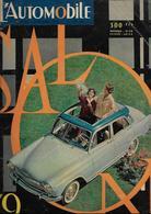 Revue L'Automobile Salon 59 - Auto/Moto