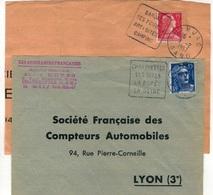 Deux Empreintes Daguin Sur Fragment - France