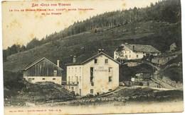 8768 - Vosges - COL De GROSSE PIERRE :   CAFE  RESTAURANT - Frankreich