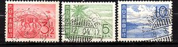 1943 Japanese Occupation Java Reopening Of The Post Offices S Stamps VF Used (230) - Nederlands-Indië
