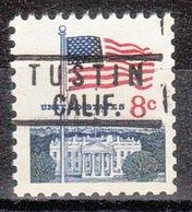USA Precancel Vorausentwertung Preo, Locals California, Tustin 818 - Vereinigte Staaten