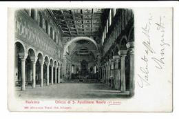 CPA - Carte Postale -Italie  Ravenna-Chiesa Di S.Apollinare Nuovo-1908- VM310 - Ravenna