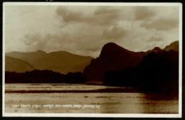 Ref 1268 - 1953 Judges Real Photo Postcard - Towyn Craig Aderyn & Cader Idris Merionethshire Wales - Merionethshire