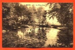 """CPA 52 Malroy """" La Pièce D'eau """" école Professionnelle Libre De Malroy - Dammartin Sur Meuse - Frankreich"""