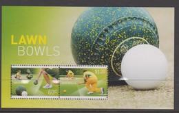 Australia ASC 3053MS 2012 Lawn Bowls, Miniature Sheet,mint Never Hinged - 2010-... Elizabeth II