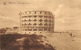 Westende - Grand Hôtel Belle-Vue - Westende
