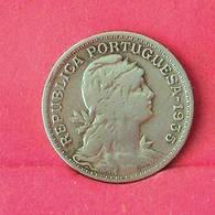 PORTUGAL 50 CENTAVOS 1935 -    KM# 577 - (Nº27515) - Portugal