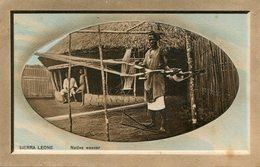 SIERRA LEONE(TYPE) FILEUR - Sierra Leone