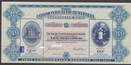 Australia ASC 3104MS 2013 Commonwealth Banknote, Miniature Sheet,mint Never Hinged - 2010-... Elizabeth II