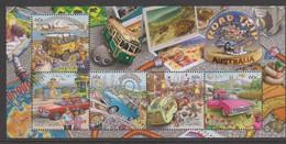 Australia ASC 3117MS 2013 Road Trip Australia Part II, Miniature Sheet,mint Never Hinged - 2010-... Elizabeth II