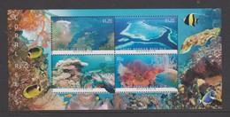 Australia ASC 3135MS 2013 Coral Reef, Miniature Sheet,mint Never Hinged - 2010-... Elizabeth II