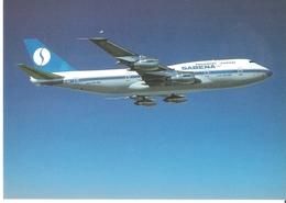 SABENA - Boeing 747-300 (Airline Issue) - 1946-....: Moderne