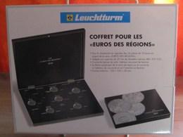 LEUCHTTURM - COFFRET Pour LES EUROS DES REGIONS De L'ANNEE 2010 (REF. 338 846) - Matériel