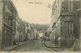 MEURTHE ET MOSELLE   FOUG  Grande Rue - Foug