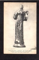Art / Sculpture / Salon De 1908 / Harmonie Par Georges Lemaire / Statuette En Pierres Fines Dont...(autographe Au Verso) - Sculptures