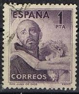 DO6611  SPANJE GESTEMPELD YVERT NR 800   ZIE SCAN - 1931-Aujourd'hui: II. République - ....Juan Carlos I