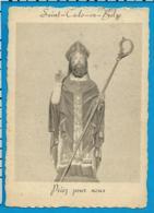 Holycard    St. Cado   En  Belz - Devotion Images