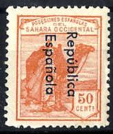 Sahara Español Nº 43A En Nuevo - Sahara Español